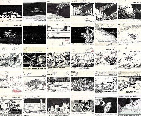 37 Best Movie Storyboards Images On Pinterest | Storyboard Artist