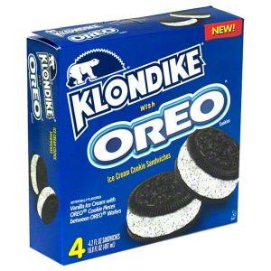 Klondike Ice Cream Cookie Sandwiches  Image