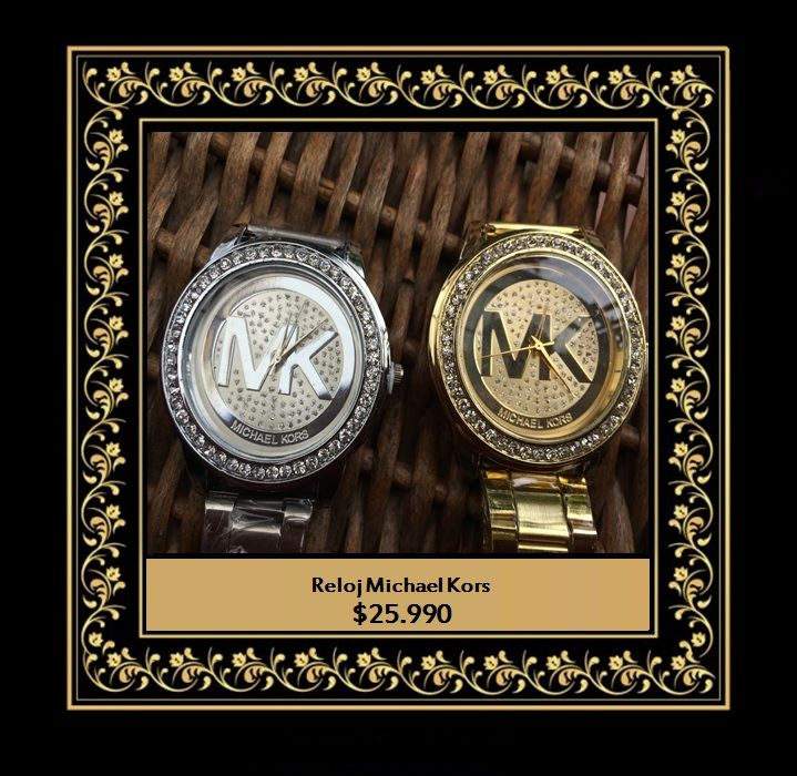 Reloj Michael Kors. Tienda MyFavorite_4d / only beautiful things www.facebook.com/myfavorite4d