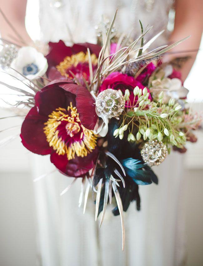 20′s-Inspired Art Deco Wedding: Kara + Chris | Green Wedding Shoes Wedding Blog | Wedding Trends for Stylish + Creative Brides