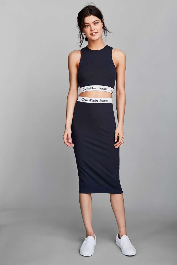 Calvin Klein For UO Tube Skirt