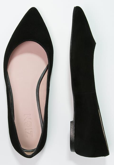 bestil  Zign Ballerinasko - black til kr 549,00 (06-06-17). Køb hos Zalando og få gratis levering.