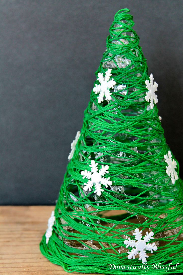 726 best christmas crafts images on pinterest christmas recipes thread christmas tree