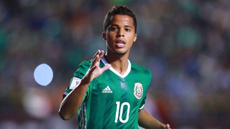 Gio dos Santos' fitness earns Osorio's praise