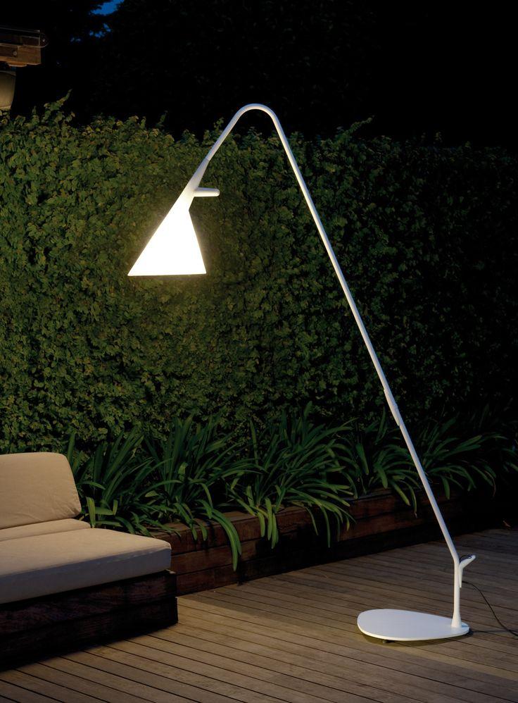 Iluminación exterior metalarte idóneo para el rincón de lectura garden lampsoutdoor lightingoutdoor