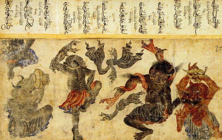 Ben Mehmed Siyahkalem İnsanlar ve Cinlerin Ustası  http://www.yasamaugrasi.com/kultursanat/ben-mehmed-siyah-kalem-insanlar-ve-cinlerin-ustasi.html