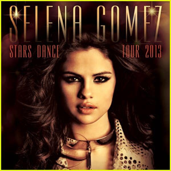 Selena Gomez world tour dates
