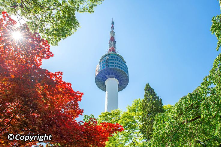 N Seoul Tower - Seoul Attractions