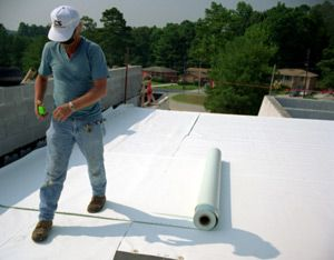 White Roofs Bring Cool Savings