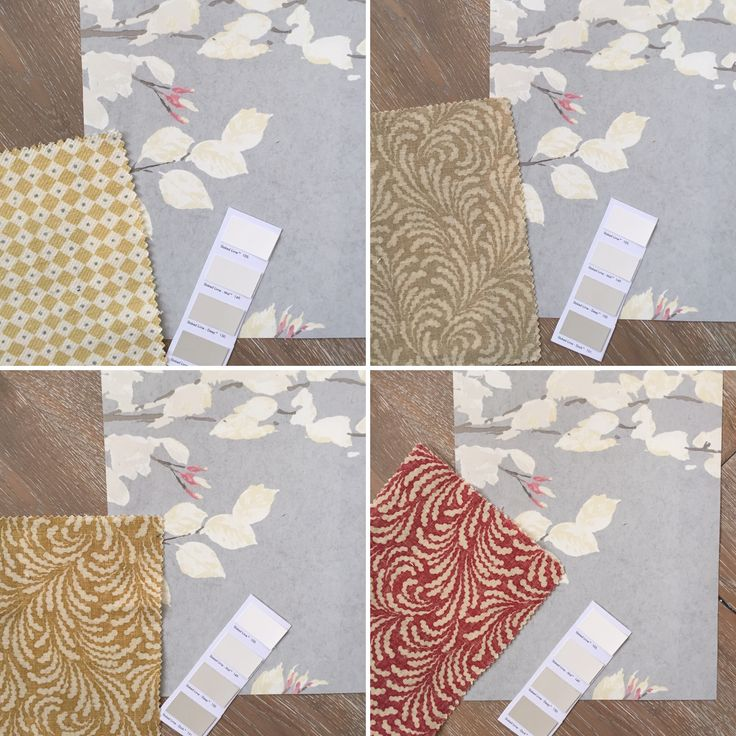 Linwood Fabrics With Lewis And Wood Wallpaper And Fabric Top Right