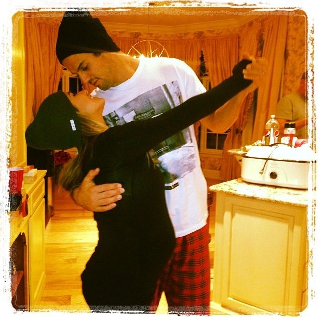 Jessie James & Eric decker. This is how I want my relationship to be forever #luckygirl