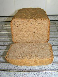 Cesnakovo-nivový chlieb #slany