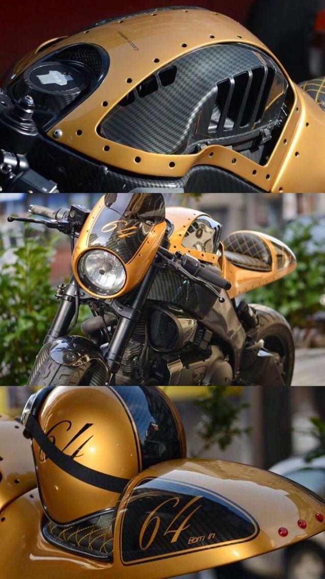 Buell cafe racer auf pinterest cafe racer honda und motorr 228 der