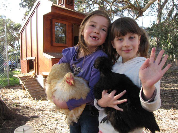 village school australia preps in farm