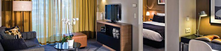 Adina Apartment Hotel, Berlin-Hbf