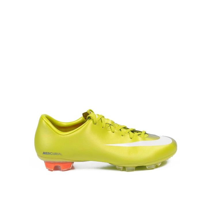 Yellow 39 EUR - 6,5 US Nike soccer shoes Mercurial Miracle FG 396131 311