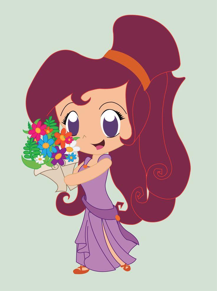 Disney Ariel Chibi | Como eu já falei muito e já tá de noite, por hoje é só.