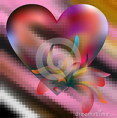 Heart, Love And Ice - Download From Over 40 Million High Quality Stock Photos, Images, Vectors. Sign up for FREE today. Image: 64985805