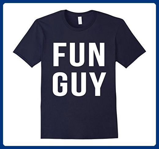 Mens Fun Guy Fungi Mycology Science Funny Mushroom Pun T Shirt Small Navy - Math science and geek shirts (*Amazon Partner-Link)