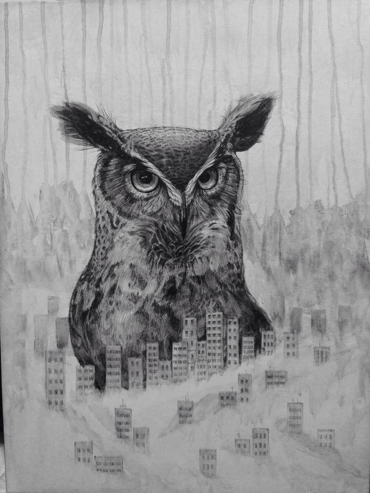 Owl-guardian