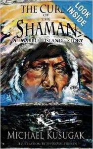 The Curse of the Shaman by Michael Arvaarluk Kusugak