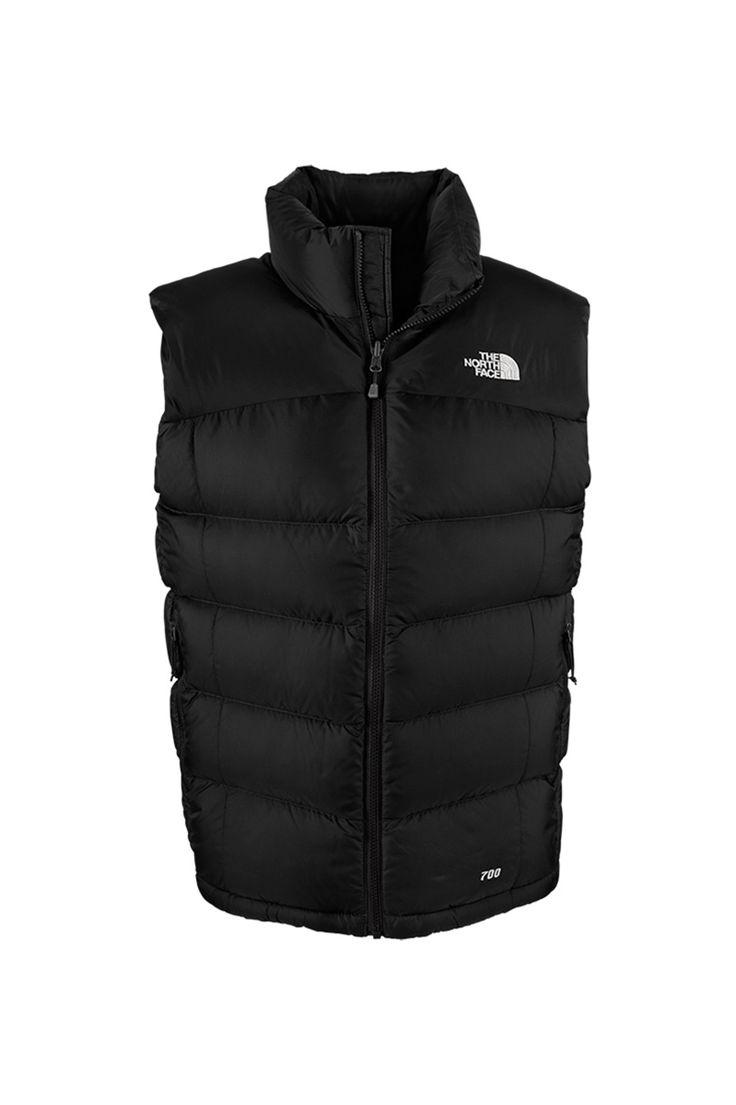The North Face Men\u0027s Nuptse 2 Vest is a sleeveless version of the classic,  high loft Nuptse down jacket.
