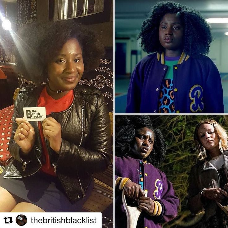 #crazyhead #e4 #Repost @thebritishblacklist with @repostapp Susan Wokoma Talks About Her Important Role in New E4 Comedy-Horror Series Crazyhead... Having watched one episode of Crazyhead what stands out is Ms Wokoma is a bloody good actress with great comedy timing. Shes already showed what she can do as the virginal / undercover freaky sister Cynthia to Michaela Coels Tracey in the brilliant comedy series Chewing Gum also E4. But Crazyheads a different kettle of fish and Wokomas character…
