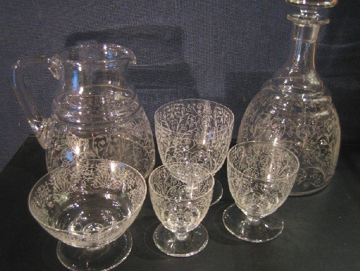 Cristal - BACCARAT - Lully