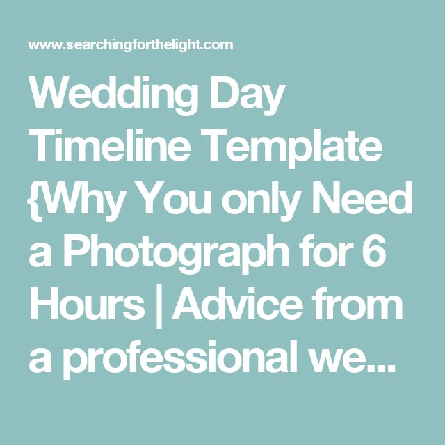 Best 25+ Wedding day timeline template ideas on Pinterest - birthday itinerary template