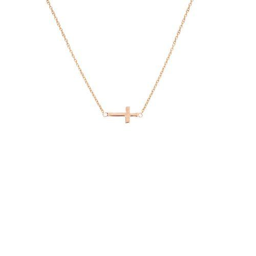 Sterling Silver ROSE Gold Plated Pendant Chain 1.5mm WIDE Medium Weight 16