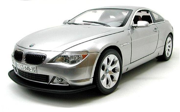 1:24 BMW 645CI