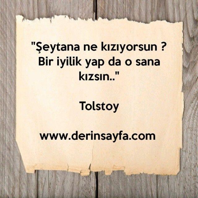 #tolstoy #söz