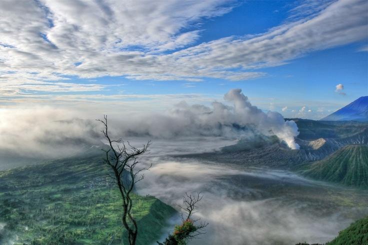Mount Bromo, Probolinggo, East Java.