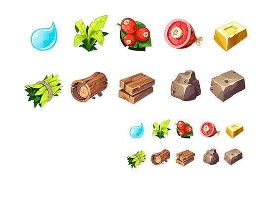 games on Behance: