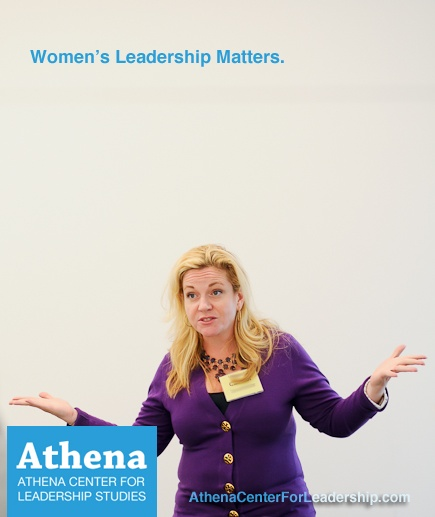 Women's Leadership matters, sign up to stay in touch: http://athenacenter.barnard.edu/join-mail-list: Women'S Leadership, Leadership Matter