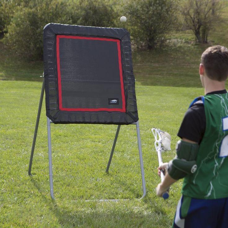 Lion Sports Lacrosse Rebounder Wall Net - 73106