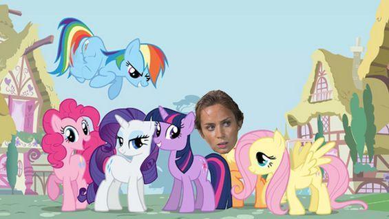 Newswire: Emily Blunt joins My Little Pony, certain uncomfortable IMDb lists
