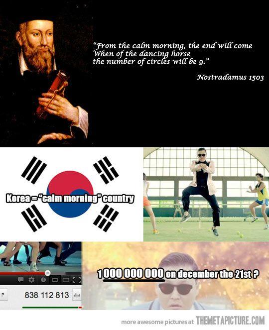 Nostradamus' End Of The World Prediction… mind blowing. Movie Red Dawn?