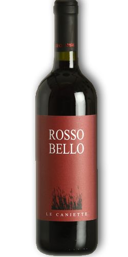 Rosso Bello 2010, Le Caniette. More details at http://www.artifooditalia.com/it/le-caniette-rosso-bello-2010.html