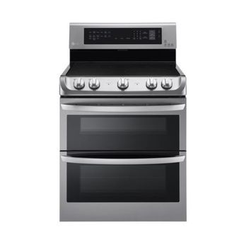 LG 7.3 cu. ft. Electric Double Oven Range #LDE4415ST