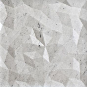 Oh I ADORE these! And they come in black too! Shower recess or kitchen wall | Dune 3D wall tile by Lithea
