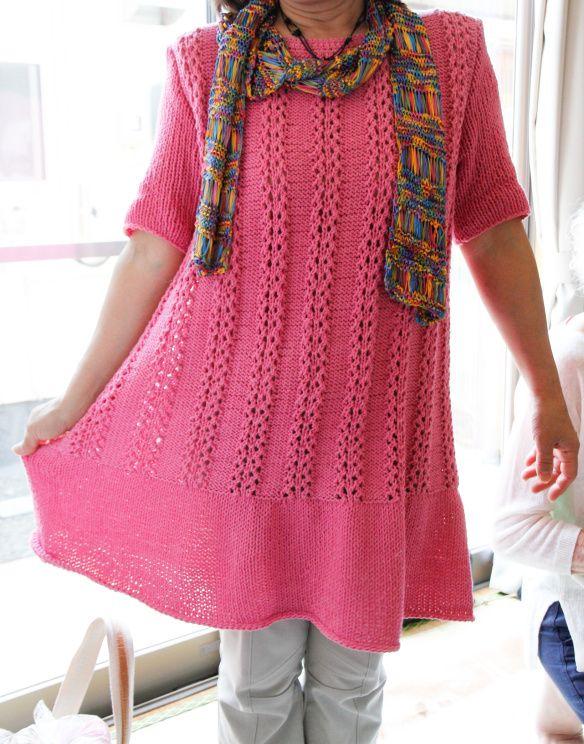 完璧な夏の毛糸の衣装。 A perfect summer yarn outfit | Yarn Alive