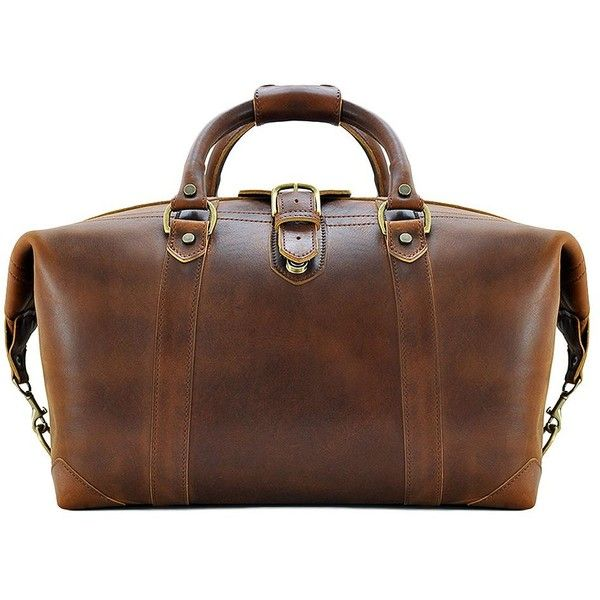 Rawlings Leather Carryall Duffel Bag (7.320.500 IDR) ❤ liked on Polyvore featuring men's fashion, men's bags, bags, men, bourbon, men's duffel bags, mens leather duffle bag, mens bag, mens leather duffel bag and mens duffle bags