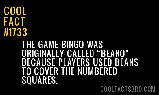 Cool Fact #1733