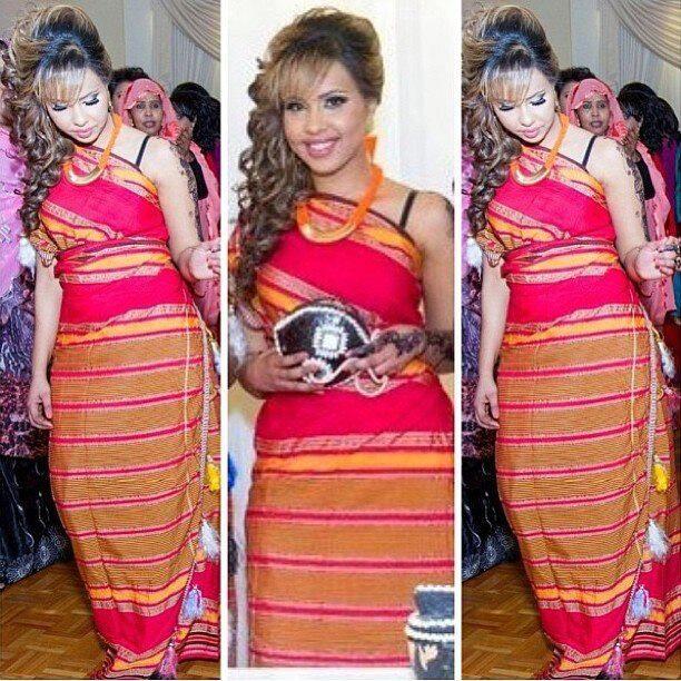 Somali Girl Dresses