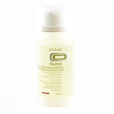 Profuse Nutrel Gel de Limpeza promove limpeza de forma eficaz sem alterar a hidratação da pele. Nutre e proporciona suavidade e sustentação. Previne o ressecamento e o envelhecimento precoce.