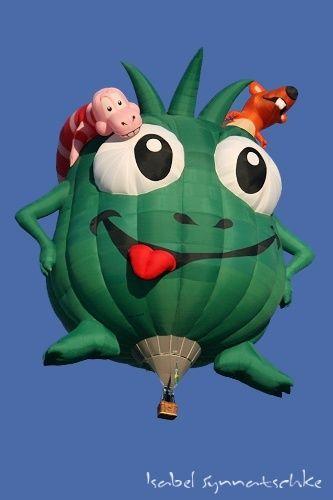 Albuquerque Balloon Festival 2013 | ... Photography :: Gallery :: Albuquerque Balloon Fiesta :: Buddy monster