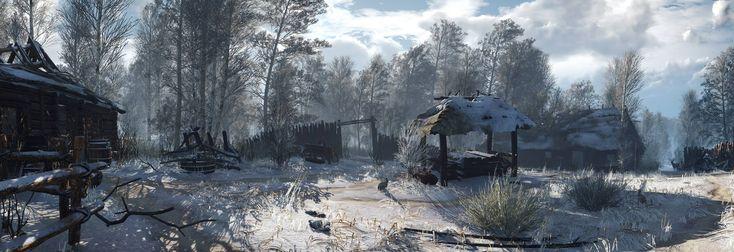 Jeux Vidéo The Witcher 3: Wild Hunt  Hunt Witcher Fond d'écran
