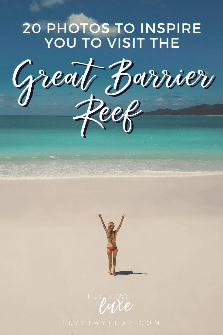 20 FOTOS, DIE IHNEN INSPIRIEREN, DAS GROSSE SPERRENRIFF ZU BESUCHEN   – Australia Travel