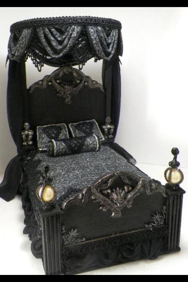 186 Best Gothic And Steampunk Images On Pinterest | Gothic Furniture, Gothic  Bedroom And 3/4 Beds